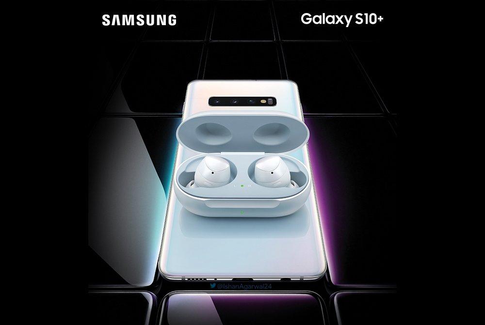 Nya bilder publiceras på Samsung Galaxy S10