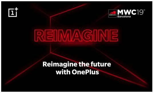 OnePlus bjuder in till event på MWC