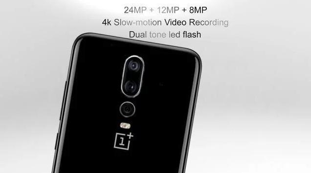 Ny bild kan visa hur OnePlus 7 kommer se ut