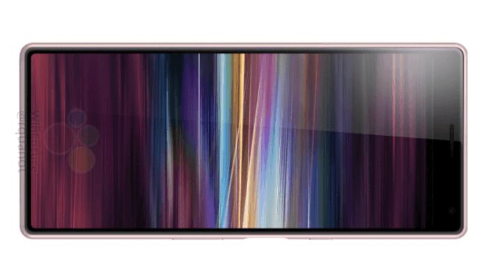 Xperia XA3 ser modernare ut mot XZ4 –  vad fan