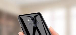 Nokia 9 PureView skådas i ny bild