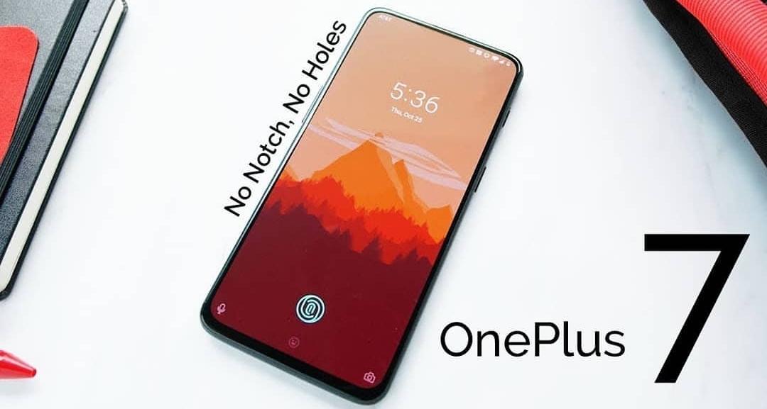 Är det här OnePlus 7?