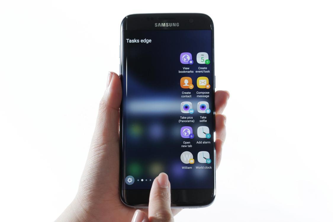 Samsung Galaxy S7 får ny uppdatering
