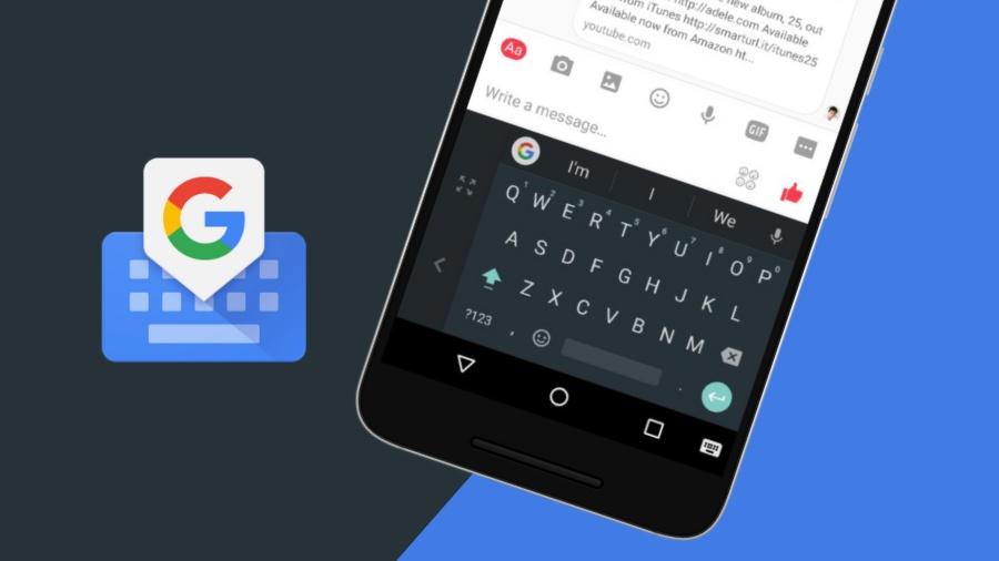 Google Gboard får haptisk feedback till iOS