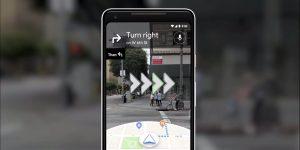 Google Maps får AR i en första beta