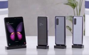 Samsung Galaxy Fold kan komma till Sverige 26 april