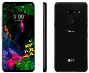 LG presenterar G8 ThinQ