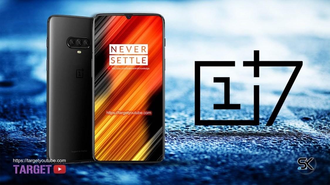 Kan det här vara OnePlus 7?