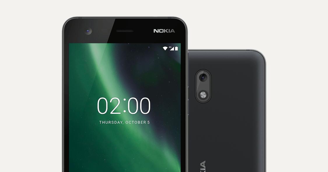 Snart kommer Android 8.1 till Nokia 2
