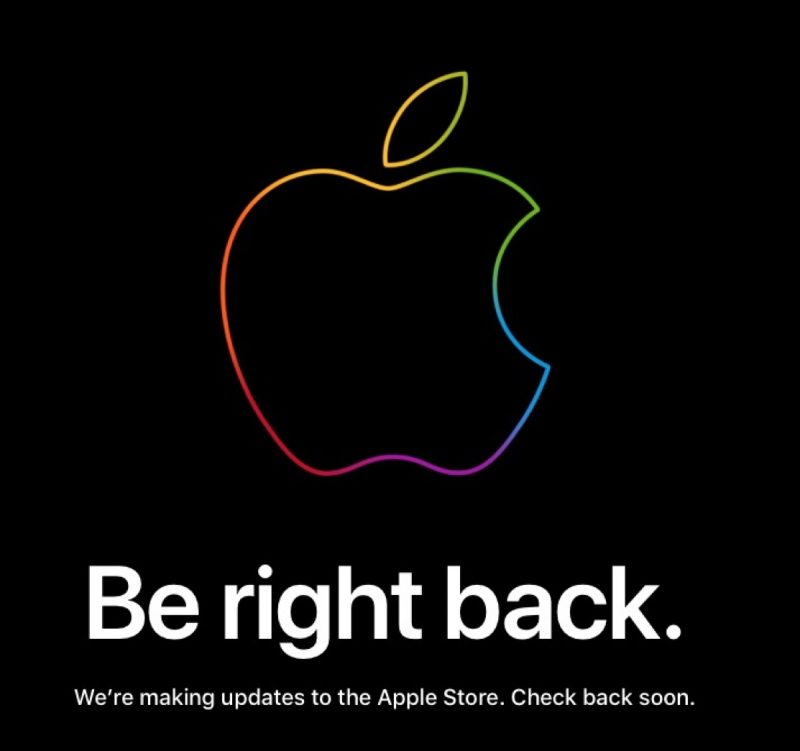 Apple ligger nere