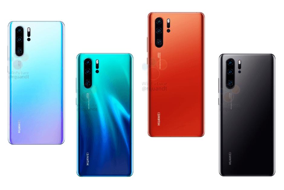 Huawei släpper ny teaser för P30-serien