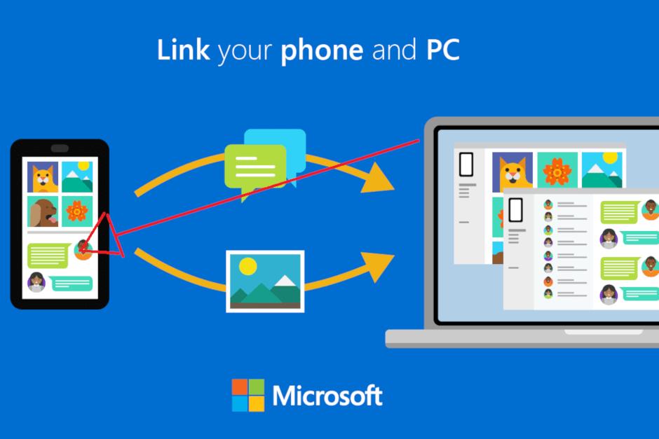 Microsoft har utvecklat en ny app som gör det enklare att dela med sig av innehåll