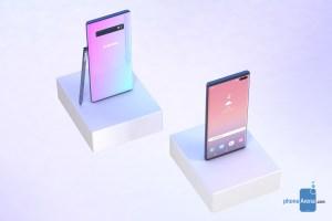Samsung Galaxy Note 10: ny bild dyker upp