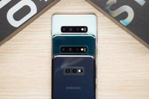 Samsung Galaxy S10 går som tåget i Kina