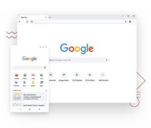Google Chrome kan få stöd för Assistent