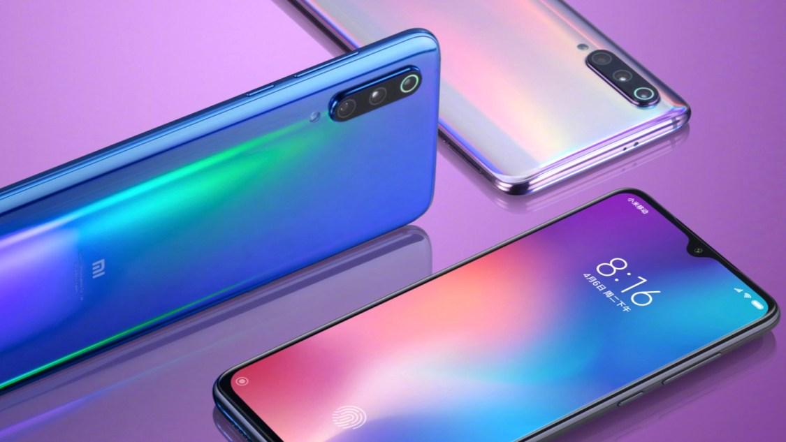 Xiaomi Mi 9 får ny uppdatering