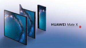 Huawei Mate X kunde ha sett betydligt klumpigare ut