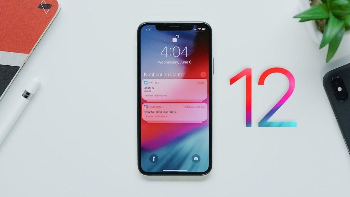Apple börjar skicka ut iOS 12.3 till allmänheten