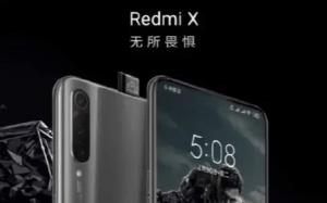 Officiell bild på Xiaomi Redmi X dyker upp