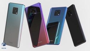 Huawei Mate 30 Pro kommer visa vart tillverkaren står