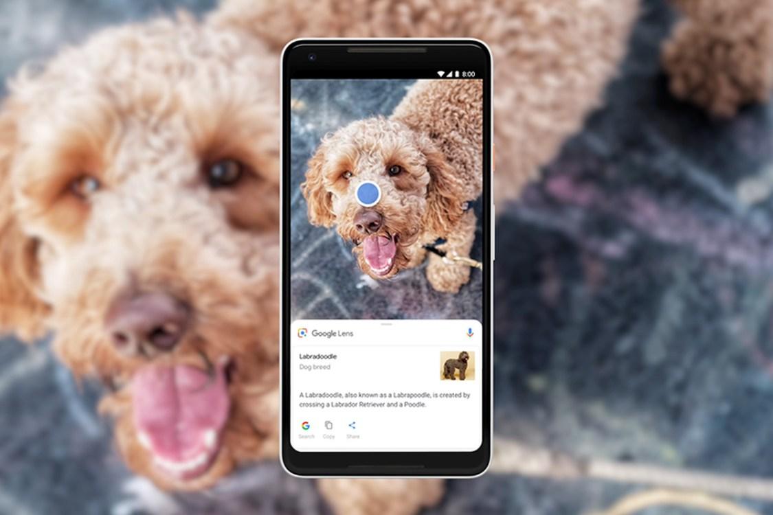 Google Lens får stöd för nytt språk