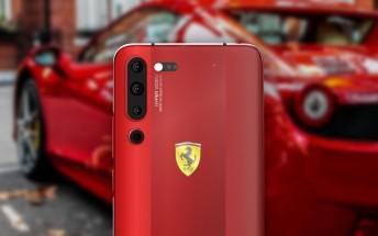 Lenovo visar upp Z6 Ferrari Edition