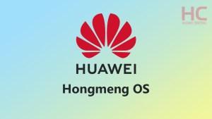 Det här kallas Huawei:s gränssnitt – är tänkt för Kina