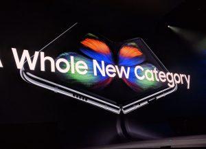 Samsung kommer berätta mer om Galaxy Fold om några veckor