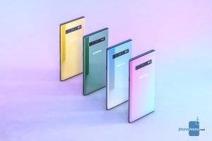 Samsung Galaxy Note 10 Pro kan komma att ladda supersnabbt