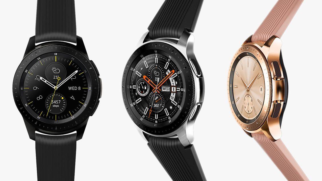 Samsung Galaxy Watch får stöd för eSIM