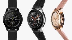 Samsung Gear Sport och Galaxy Watch får One UI
