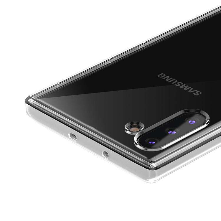 Samsung Galaxy Note 10 kan få en platt skärm