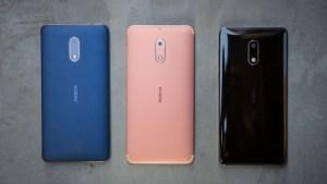 Nokia 6 (2017) får ny uppdatering