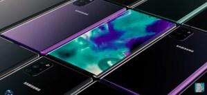 Samsung Galaxy Note 10 Pro kan trots allt få fem kameror på baksidan