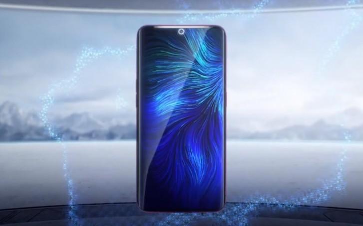 OPPO släpper video för sin kommande smartphone med selfiekameran under displayen