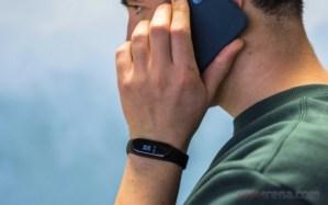 Xiaomi Mi Band 4 visas upp 11 juni