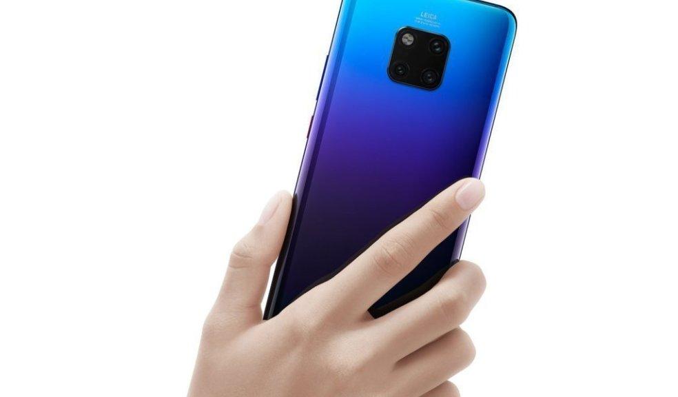 Huawei Mate 20 Pro får EMUI 9.1 den här månaden