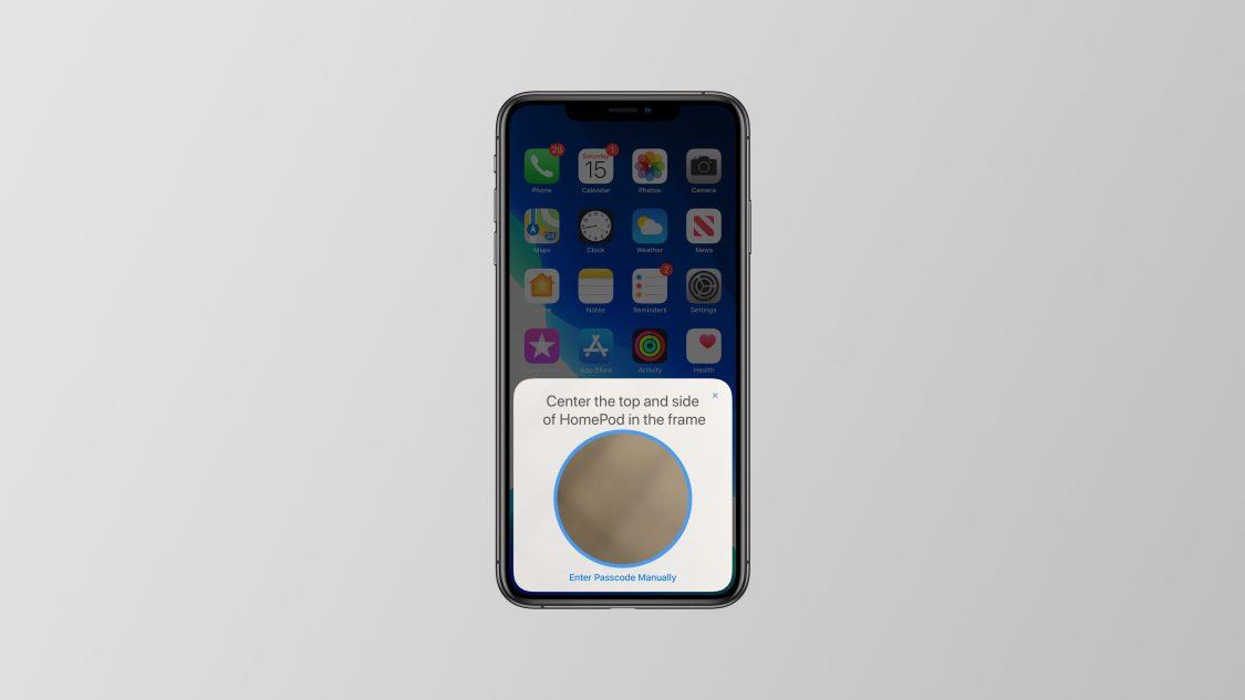 iOS 13 kommer med ny funktion för HomePod