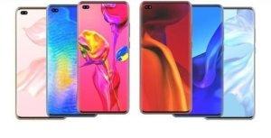 Nytt koncept på Huawei Mate 30 Pro dyker upp