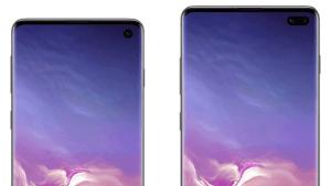 Samsung Galaxy S10-serien får ny uppdatering