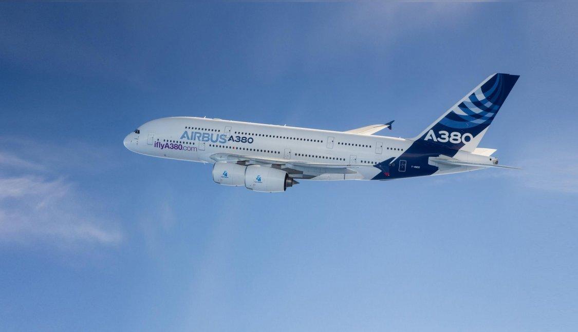 Airbus räknar med fördubbling