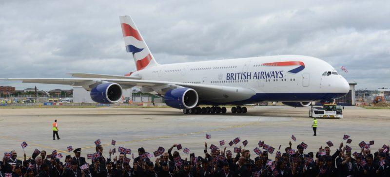British Airways slutar strejka 27 september