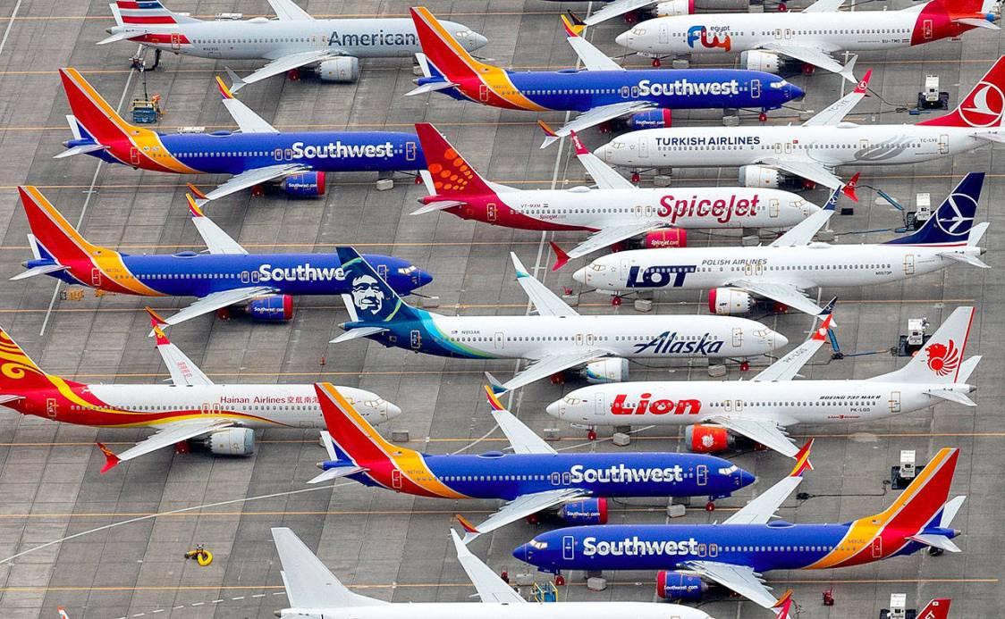 Southwest Airlines kommer börja flyga Boeing 737 Max tidigast 17 augusti