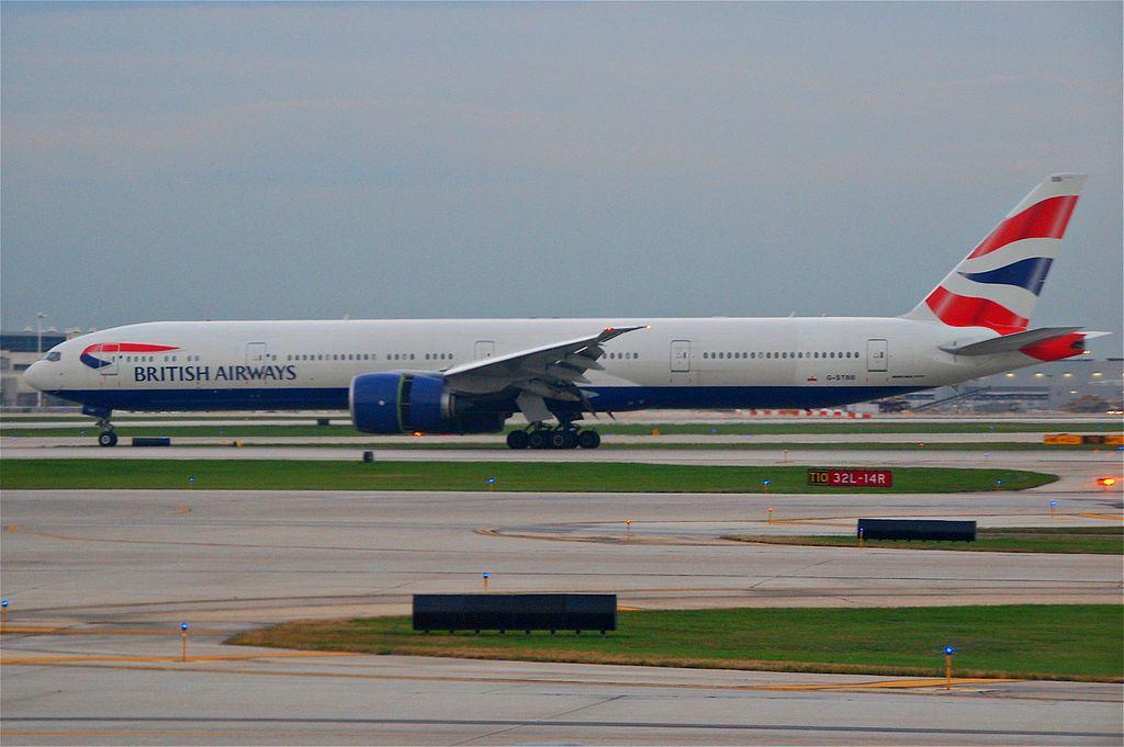 British Airways flög sina första Boeing 777-kärror till Havanna – på 20 år