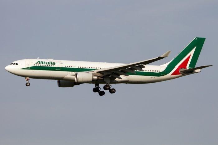 Alitalia börjar dundra och köra Airbus A330 till London