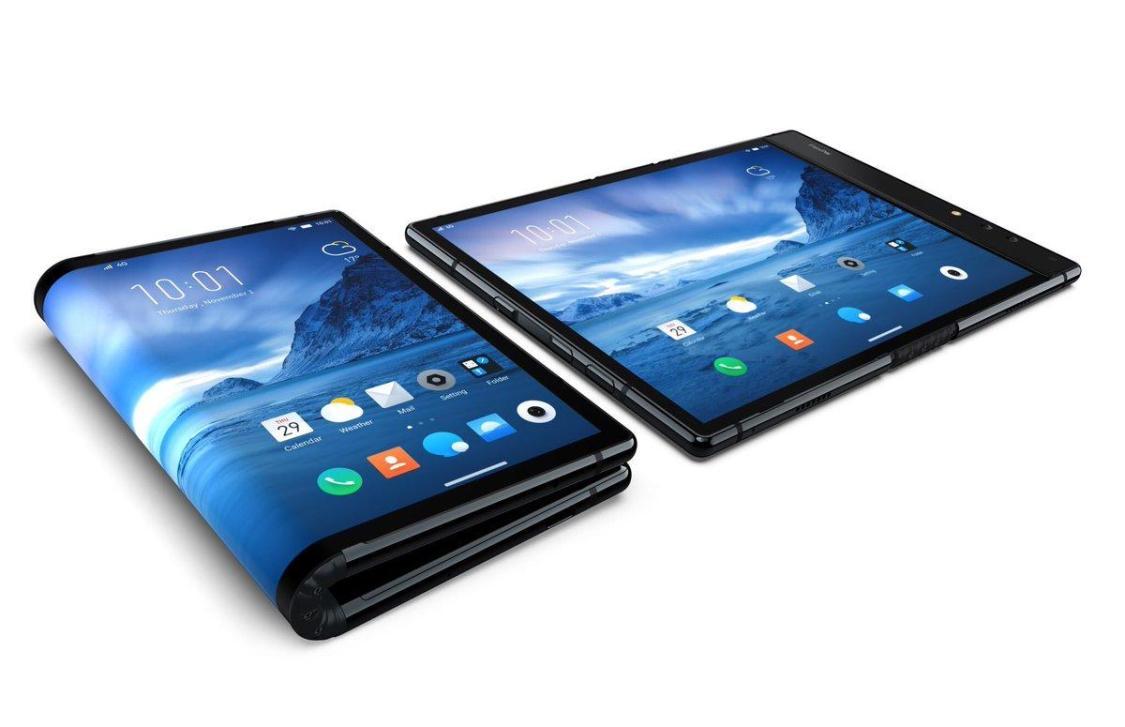 Royole kommer visa upp ny smartphone 25 mars