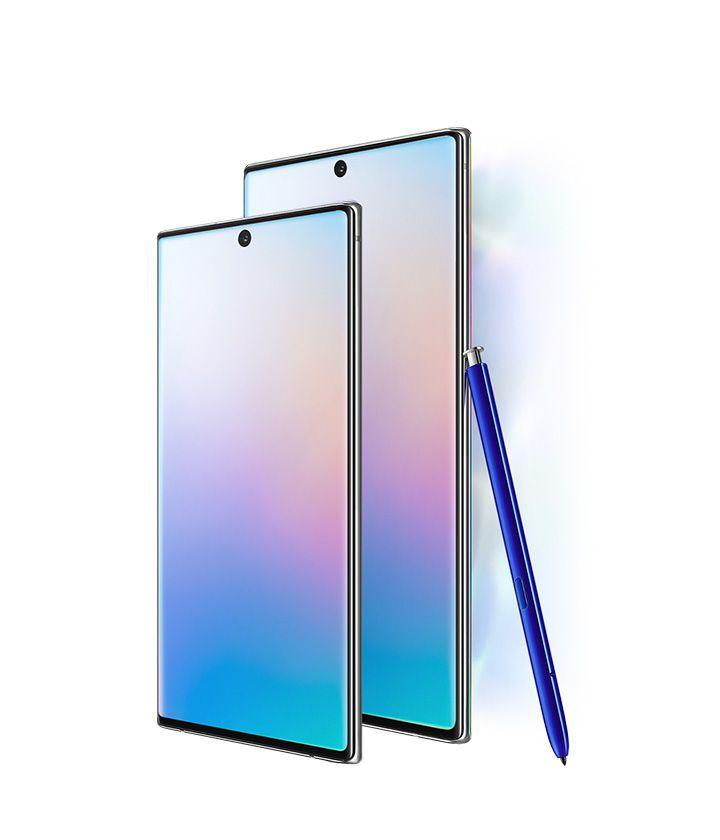 Samsung Galaxy Note 20 kan komma med 128 GB inbyggt minne