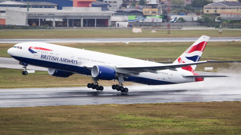 British Airways gör om en Boeing 777-200 till cargo only
