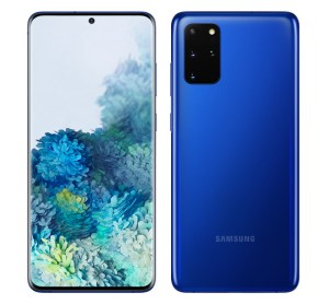 Samsung Galaxy S20 + is released in new color in the Netherlands