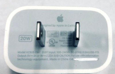 The entire iPhone 12 series can get 20W chargers in the box